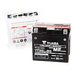 image of Yuasa YTX5L-BS Powersport Motorcycle Battery