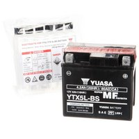 Yuasa YTX5L-BS Powersport Motorcycle Battery