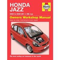 Haynes Honda Jazz (02 - 08) Manual