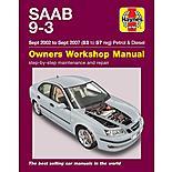 Haynes Saab 9-3 (Sept 02 - Sept 07) Manual