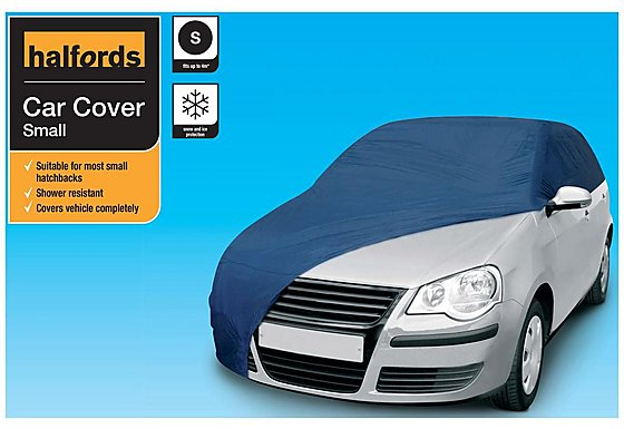 Halfords Car Cover Small