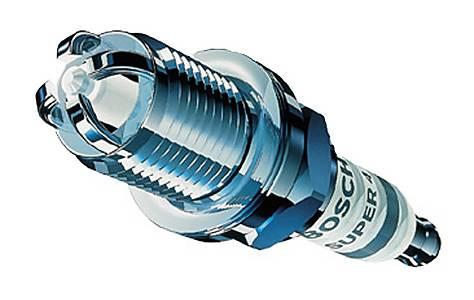 image of Bosch 521 Super 4 Spark Plug x4