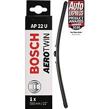 image of Bosch Wiper Blade AP22U - Multi-Clip Single