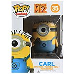 image of Despicable Me Carl Pop Vinyl