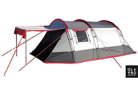 Olpro Knightwick 3 Man Tunnel Tent