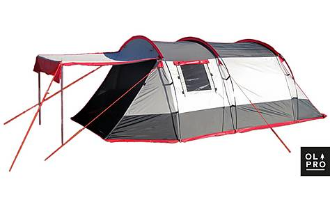image of Olpro Knightwick 3 Man Tunnel Tent