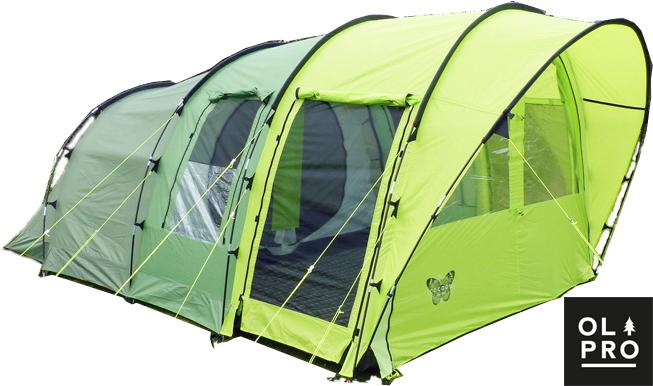 Olpro Cocoon 4 Man Tunnel Tent  sc 1 st  Halfords & Cocoon 4 Man Tunnel Tent