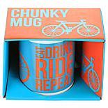 Eat, Drink, Ride, Repeat Mug