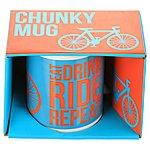 image of Eat, Drink, Ride, Repeat Mug