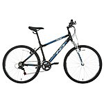 "image of Indi Asriel Mens/Teens Mountain Bike - 17"", Black"