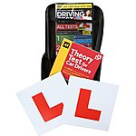 image of Halfords Learner Driver Essentials Pack