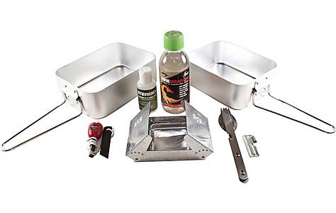 image of Outdoor Cooking Set