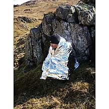 image of Foil Hypothermia Blanket