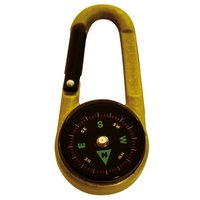 3in1 Karabiner, Compass & Thermometer