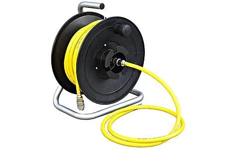 image of SIP Major Floor Mounted 20 metre air hose and hose reel