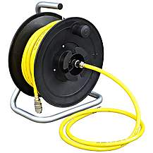 image of SIP Major Floor Mounted 20 metre air hose and hose reel