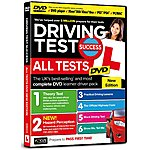 image of Driving Test Success All Tests DVD 2014/15 Edition