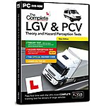 image of The Complete LGV & PCV 2014/15 Theory and Hazard Perception Tests (PC)