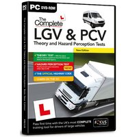 The Complete LGV & PCV 2014/15 Theory and Hazard Perception Tests (PC)