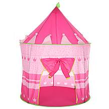 image of Princess Pink Kids Play Tent