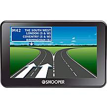 image of Snooper SC5700DVR UK Sat Nav