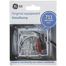 image of GE 711 H11 Car Bulb x 1