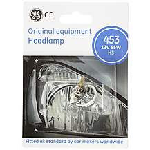 image of GE 453 H3 Car Bulb x 1