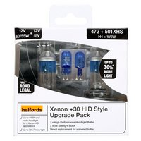 Hal Xenon HID Style 4400K +30 percent 472 Upgrade Pack