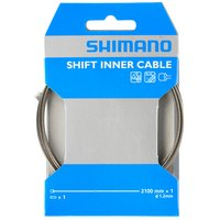 Shimano Road/MTB Stainless Steel Inner Gear Cable 1.2x2100mm Single