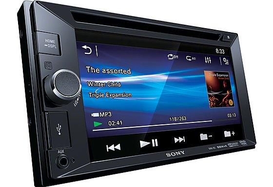 Sony XAV-65 6.2