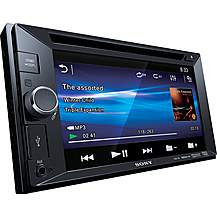 "image of Sony XAV-65 6.2"" Multimedia System"