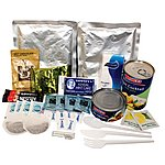 image of 24 Hour Wet Meals Ration Pack