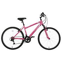 image of Apollo Elusion Women's Mountain Bike 2015 - Pink