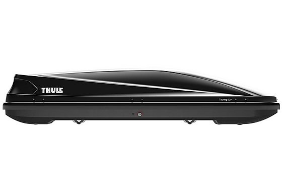 Thule Touring 600 Black Glossy Roof Box