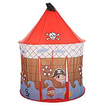 image of Pirate Kids Play Tent