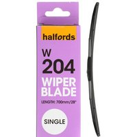 Halfords W204 Wiper Blade - Single