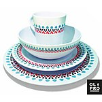 image of Olpro 16 Piece Witley Melamine Tableware Set