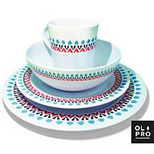 image of Olpro 8 Piece Witley Melamine Set