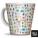 image of Olpro Berrow Hill Melamine Mug