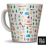 image of Olpro Berrow Hill Melamine Mug