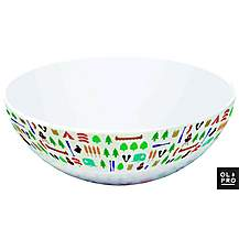 image of Olpro Berrow Hill Melamine Bowl