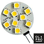 image of Olpro Natural White 2.5w G4 LED Bulb