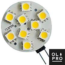 image of Olpro Cool White 2.5w G4 LED Bulb