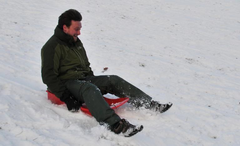 Image for Top 5 Sledges for Adults article