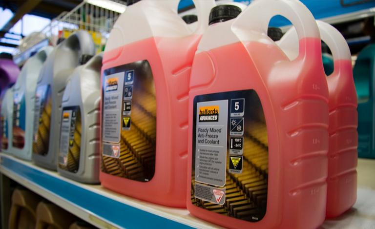 Image for Which antifreeze should you use for your car? article