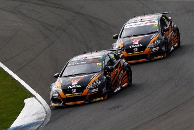 Image for BTCC Donington: Halfords Autocentres Technician joins race team article