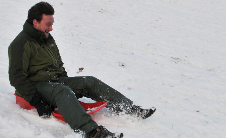 Image for Best Sledges for Tobogganing article