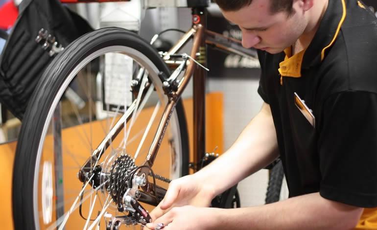 Help Advice Halfords Bike Repairs