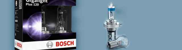 Bosch bulbs