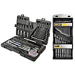 image of Halfords Advanced Professional 170 Piece Socket Set and 25 Piece Spanner Set Bundle